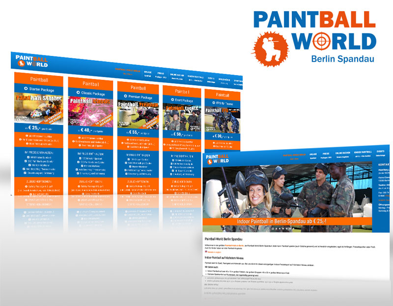 Paintball World Berlin